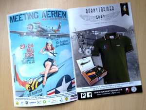 magazine le fana de l'aviation mémorial flight